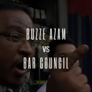 Buzze Azam VS Bar Council